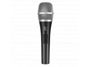 AUDAC M97 Kondenzátorový drátový mikrofon s vypínačem