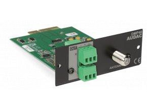 AUDAC DMP40 DAB/DAB+ a FM tuner modul
