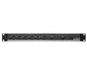 AUDAC PRE126 Stereofonní předzesilovač 6kanálový 2zónový