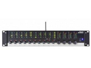 AUDAC PRE240 Stereofonní předzesilovač 10kanálový 4zónový