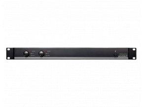 AUDAC EPA252 Koncový zesilovač 2x250W @ 4 ohmů, digitální topologie Class-D
