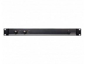 AUDAC EPA502 Koncový zesilovač 2x500W @ 4 ohmů, digitální topologie Class-D