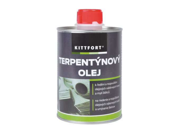 Terpentynovy olej 450g