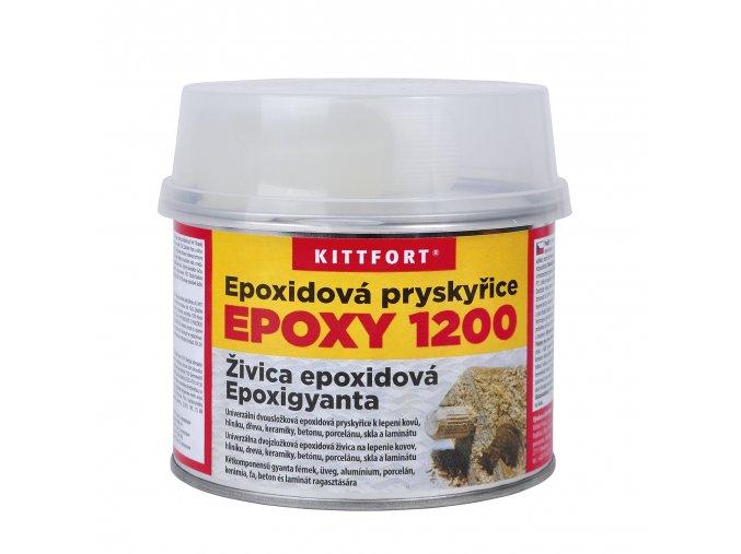 Epoxidova Pryskyrice 1200 400g v2017