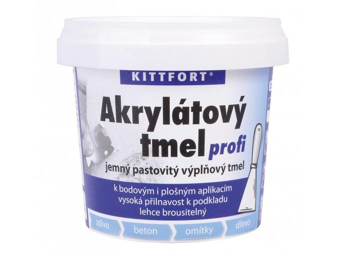 Akrylatovy tmel Profi 500g v2017