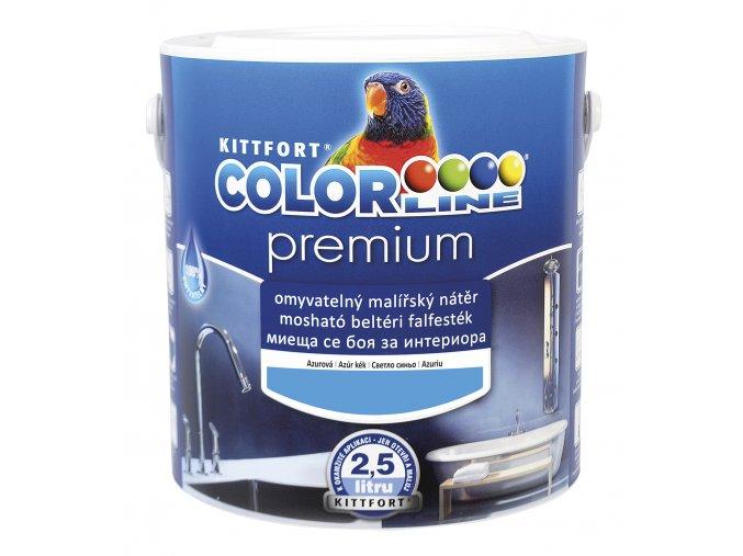 Colorline Premium 2500 ml Azur