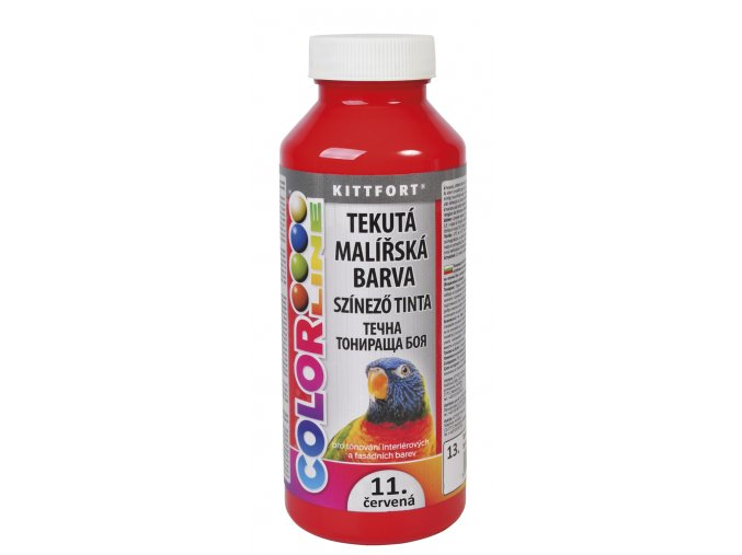 CL 500 ml cervena