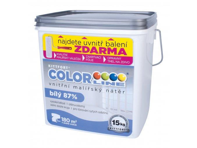 Colorline bily 15 kg v2020