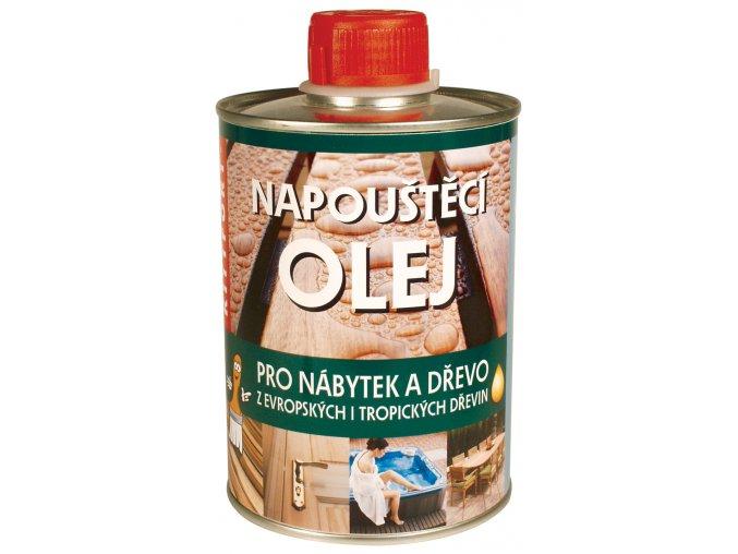 Napousteci olej1