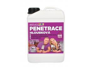 Penetrace Hloubkova tekuta 2500ml+500ml kanystr CZ