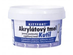 Akrylatovy tmel Kutil 400g v2018