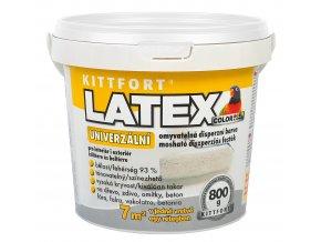 LATEX Univerzalni 800g IML foto 2015