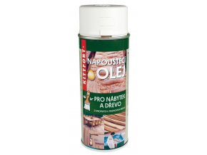 Napousteci olej spray
