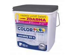 Colorline Extrabily 15kg+akce v2020