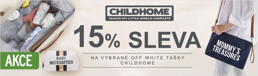 Akce Childhome Off White