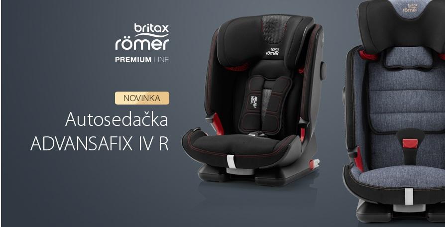 Novika Britax Romer Advansafix IV R