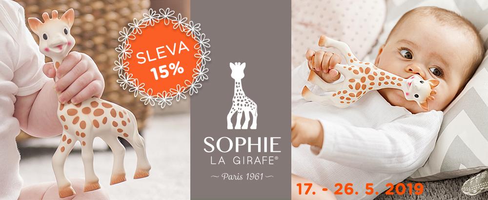 Vulli žirafka Sophie