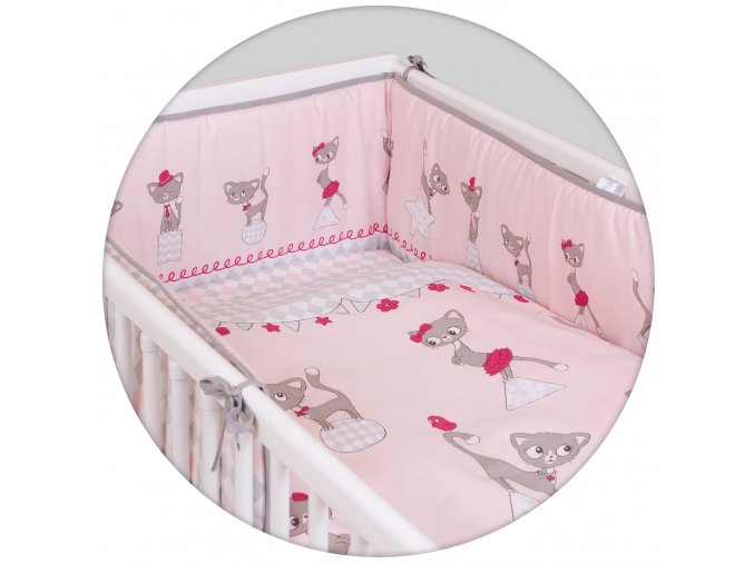 Kotki 3 el roz druk kolo