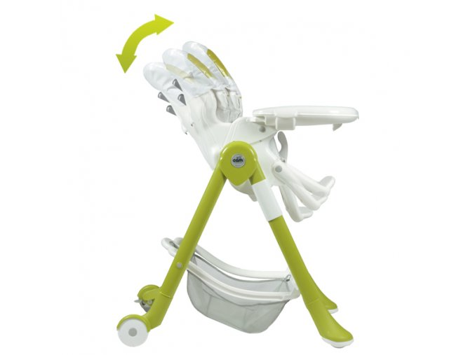 CAM Jídelní židlička Campione 2018
