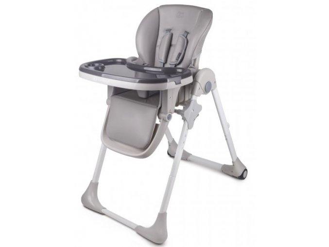 Kinderkraft jídelní židlička YUMMY
