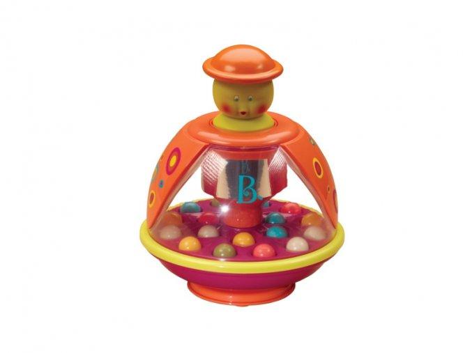 B-Toys Barevný popcorn Poppitoppy