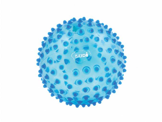 Ludi Senzorický míček modrý