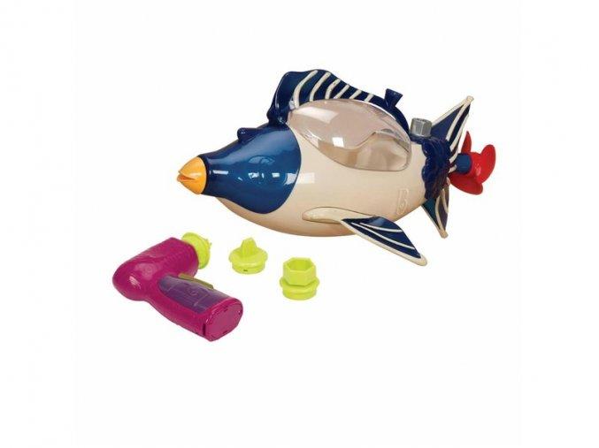 B-Toys Stavebnice ponorka