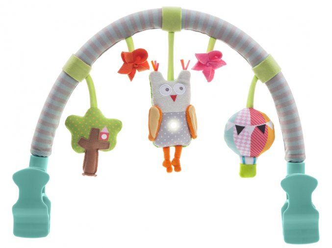 Taf Toys Hudební hrazda Sova