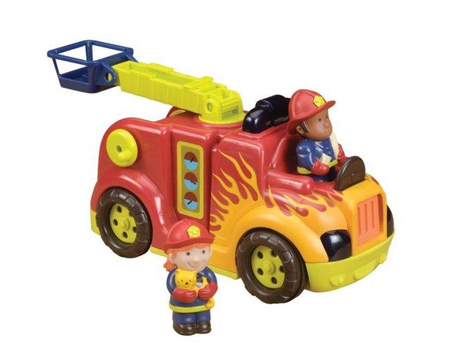 B-Toys Hasičské auto Fire Flyer
