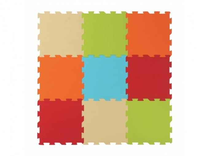 Ludi Puzzle pěnové 90x90 cm