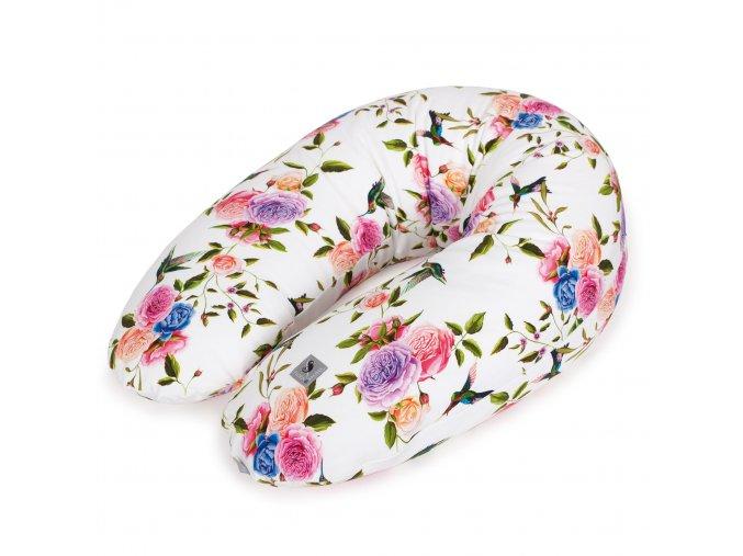 CEBA kojící polštář Cebuška PHYSIO Flexi Flora & Fauna Flores