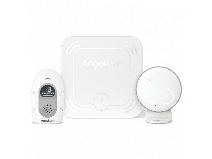 ANGELCARE Monitor dechu a elektronická audio chůvička