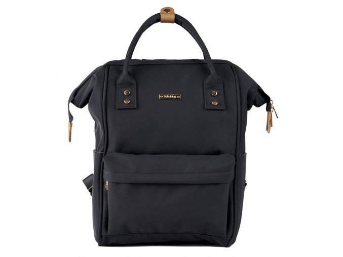 bababing mani prebalovaci taska batoh black