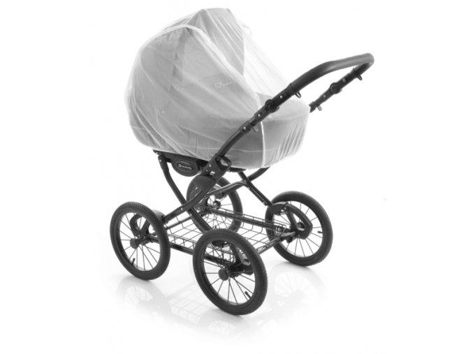 Babypoint moskytiera Maxi universal bílá