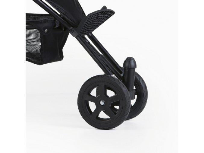 TFK přední dvoukolo Joggster Sport Swivel wheel