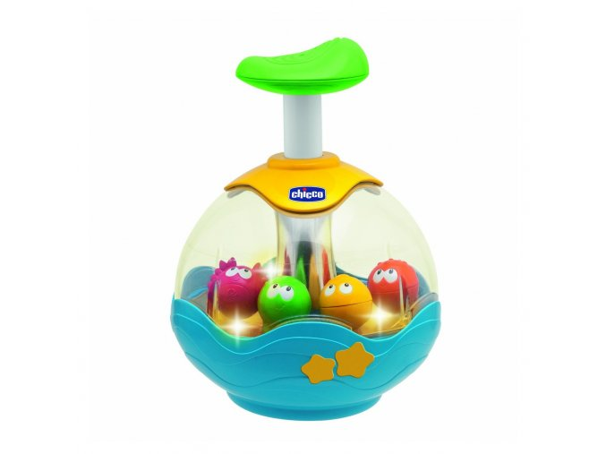 Hračka káča akvárium