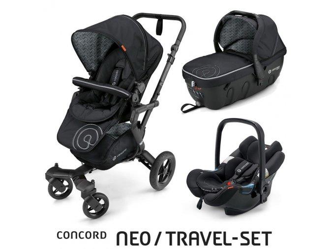 Concord Travel Set Neo Air+Sleeper 2016