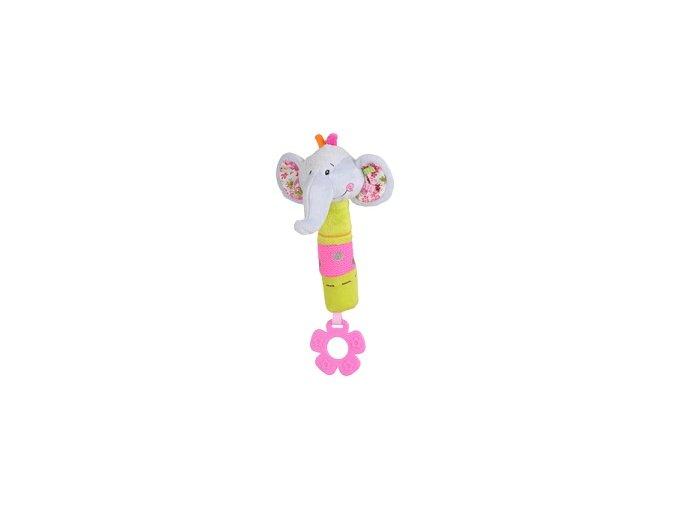 Baby Ono Hračka pískací - Slon