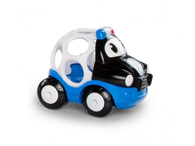 Oball Go Grippers autíčko policejní Jacob 18m+