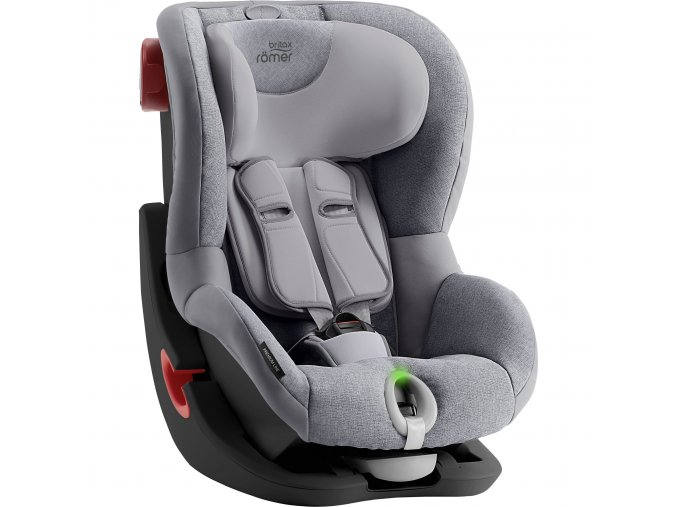 BRITAX RÖMER King II LS Black 2019