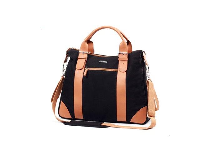 Baby Ono taška přebalovací ICONIC černá