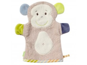 BABY FEHN Monkey Donkey žínka opička