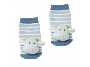 BABY FEHN Little Castle chrastící ponožky