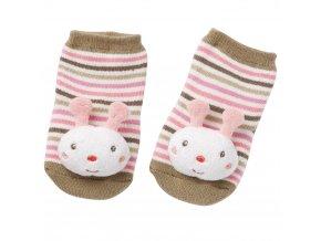 BABY FEHN Garden chrastící ponožky