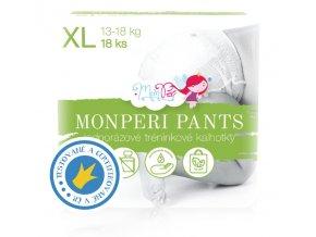 MonPeri kalhotky Pants XL