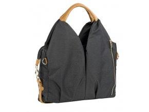 Lässig Green Label Neckline Bag denim black