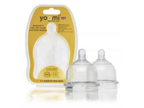 Yoomi teats Medium flow - YMFT