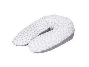 Ceba Baby Kojící polštář Cebuszka PHISIO multi bavlna Sedmikrásky