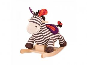 B-Toys B-Toys Houpací zebra Kazoo
