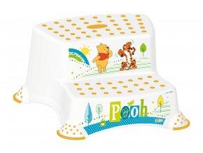 "Dvojstupínek k WC/umyvadlu ""Winnie Pooh"""